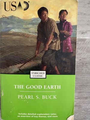 The Good Earth (professional study notes version) for Sale in Selma, CA