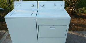 Matching washer and gas dryer**free delivery for Sale in Los Angeles, CA