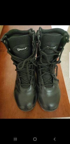 Womens heavy duty boots (EMS) for Sale in Troy, MI