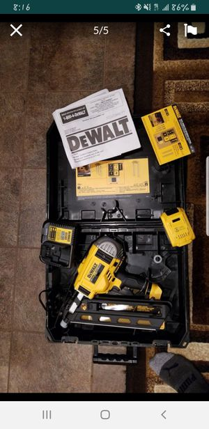 Dewalt for Sale in Lodi, CA