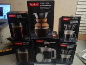Coffee Makers / French Press for Sale in Arlington, TX