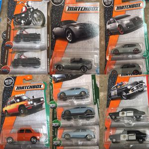 Matchbox hot wheels Hotwheels collectible die cast toy cars Datsun Honda Yamaha Mazda VW Volkswagen gti Civic Miata 2X $4 for Sale in Bloomington, CA