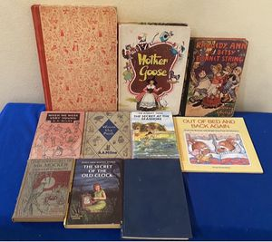 Vintage Children Books , $15 for all for Sale in San Antonio, TX