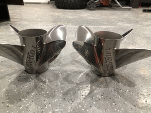 Pair of L&R 36 bravo 1 props for Sale in Glendale, AZ