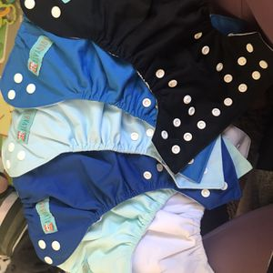 Cloth Diapers for Sale in Moreno Valley, CA