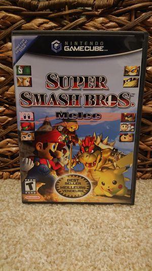 GameCube - Super Smash Bros: Melee for Sale in Redmond, WA