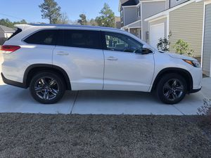 2018 Toyota High lander Limited for Sale in Lexington, SC