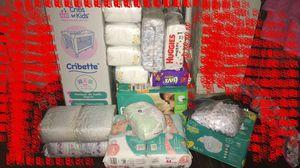 Christmas Diaper Bundle. for Sale in Detroit, MI