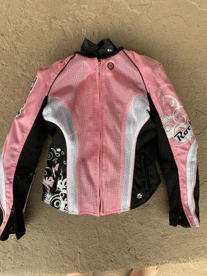 Joe rocket women's padded motorcycle jacket for Sale in Arlington, VA