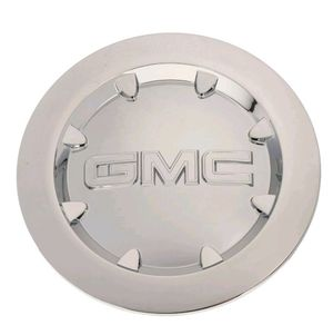 Authentic GMC Chrome Center Hub Caps - Set of 4 for Sale in Perry, KS