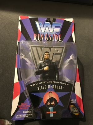Vince McMahon Series 1 1997 action figure for Sale in Lowell, MA
