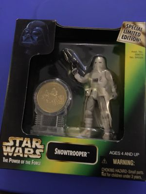Snow trooper Action Figure for Sale in Charlotte, NC