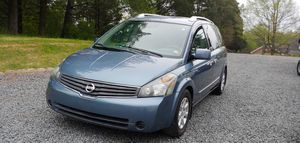 2009 Nissan Quest SL Automatic Fresh Va inspection and emission for Sale in Manassas, VA