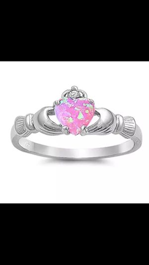Sterling silver and opal ring size 7 for Sale in Saint Cloud, FL