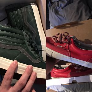 Vans size 13 for Sale in Cleveland, OH