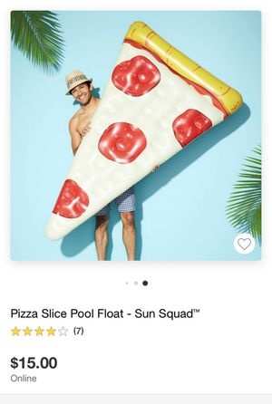 Brand New Pizza Pool Float for Sale in Aurora, CO