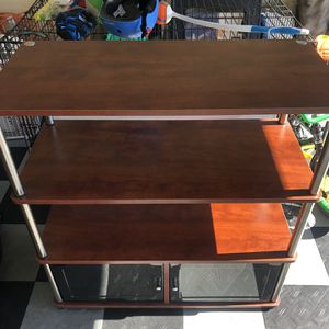 TV Shelve with Cabinets for Sale in Hollywood, FL