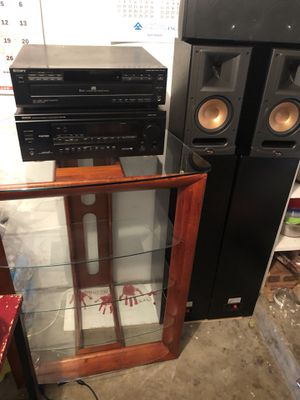 Audio equipment for sale for Sale in Mundelein, IL