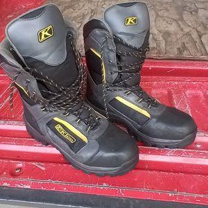 Klim Adrenaline Snowmobile Boots for Sale in Washougal, WA