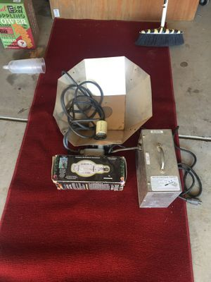 1000watt grow light hardly used for Sale in Lincoln, CA