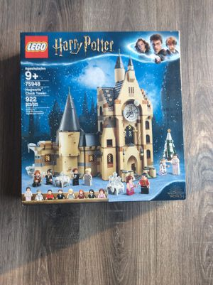 Harry Potter Hogwarts Clocktower lego set for Sale in March Air Reserve Base, CA