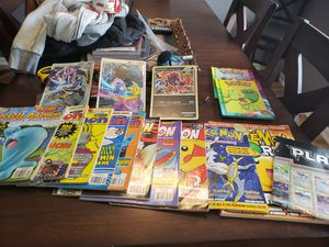 Pokemon magazines! for Sale in St. Petersburg, FL