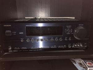 Onkyo Home theater sound system for Sale in Phoenix, AZ