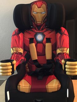 Kids Embrace Car Seat (Marvel ) for Sale in Beaverton,  OR