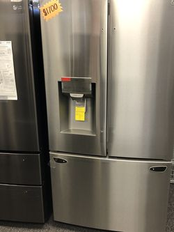 New LG French Door Refrigerator for Sale in Arlington,  TX