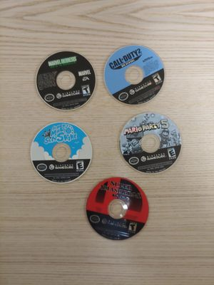 5 GameCube games for Sale in Washington, DC
