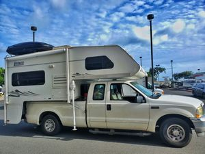 Truck and Camper Combo!! for Sale in Kapolei, HI