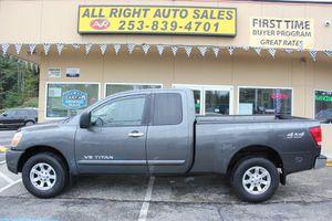 2007 Nissan Titan for Sale in Federal Way , WA