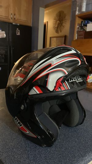 Nolan XS motorcycle helmet w/smart lift for Sale in Saint Paul, MN