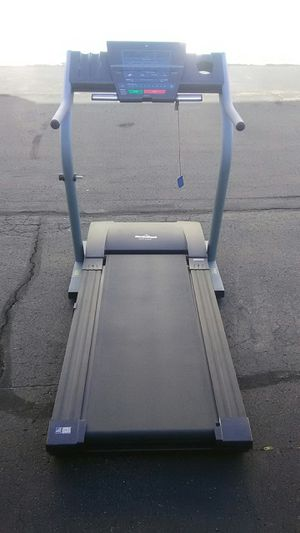 Nordictrack treadmill 1000i model commercial grade excellent condition Run, Jog, Walk, speed ,time distance calories also inclines & Folds Up. for Sale in Philadelphia, PA