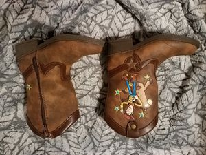 Toy story boots size 9 for Sale in Alhambra, CA