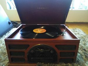 Crosley record player like new great condition for Sale in Fresno, CA