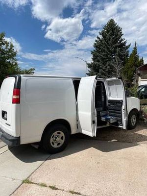 2006 Chevy Express Work Ban for Sale in Colorado Springs, CO