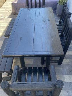 Outdoor Dining Set for Sale in Long Beach,  CA