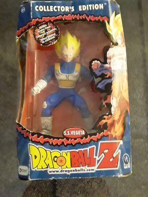 Dragonball z collectors edition vegeta for Sale in Brandon, FL