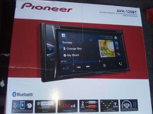 Pioneer DVD, CD,car receiver for Sale in Long Beach, CA