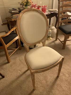 Decorative chair for Sale in Fresno, CA