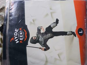 Armored Ninja Halloween Costume for Sale in Fort Worth, TX