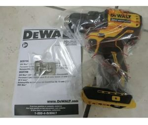 ** BRAND NEW** DeWalt Atomic series compact drill driver DCD708 for Sale in Taunton, MA