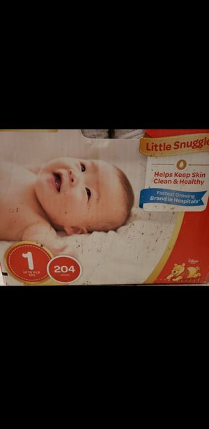 Huggies Pampers Size 1 for Sale in Houston, TX