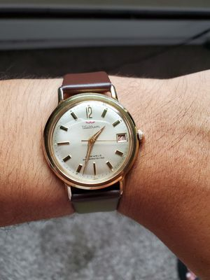 Red Date Waltham Vintage Watch! for Sale in Seattle, WA
