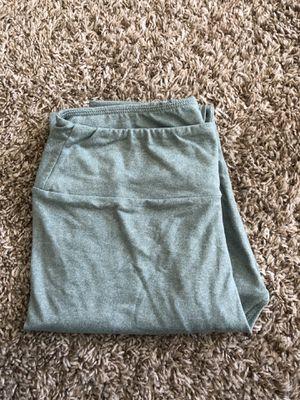 LuLaroe blueish greenish OS leggings brand new for Sale in Gainesville, VA