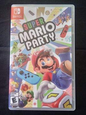 Super Mario Party for Nintendo Switch for Sale in Denver, CO