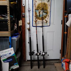 Saltwater Fishing Conventional Rods and Reels Daiwa Reel Sabre Stroker Rod USA for Sale in Garden Grove, CA