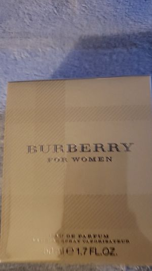 Burberry women perfume Authentic for Sale in Orlando, FL