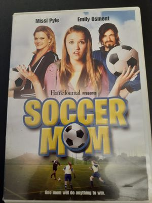 SOCCER MOM (DVD) Emily Osment! for Sale in Lewisville, TX
